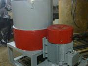 Агломератор 55 кВт,  производительность 150-230 кг/ч