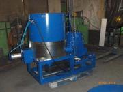 Агломератор 75 кВт,  производительность 300 кг/ч