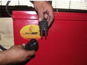 Термовкладыш для прогрева газоблоков