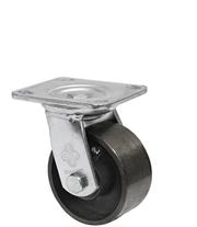 Колесные опоры и колеса для тележек